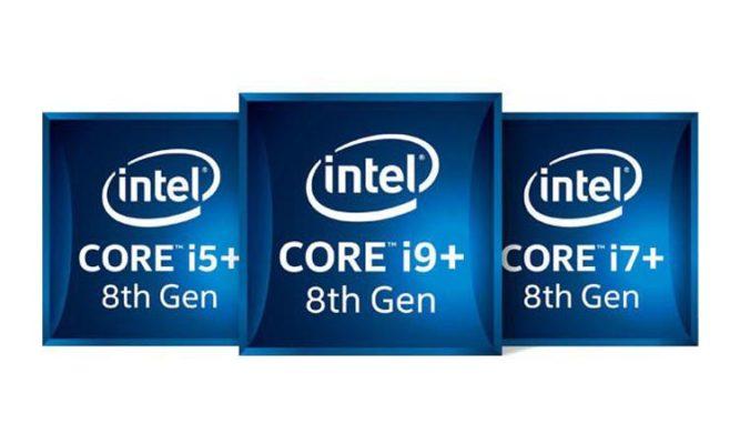 Intel i5+ i7+ i9+ - i9 9900K