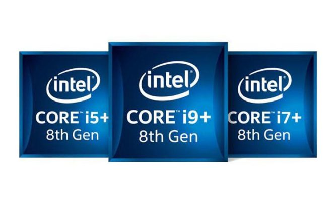 Intel i5+ i7+ i9+ Optane