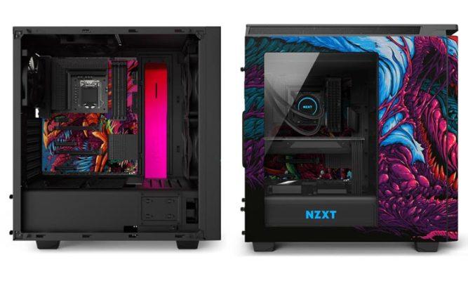 NZXT N7 Hyper Beast