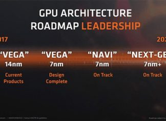 AMD roadmap GPU 7 nm