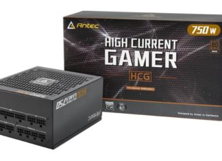 Antec High Current Gamer 80+ Bronze