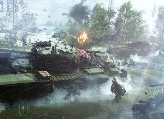 Battlefield 5 - GeForce 399.07 - RADEON Software 18.11.2