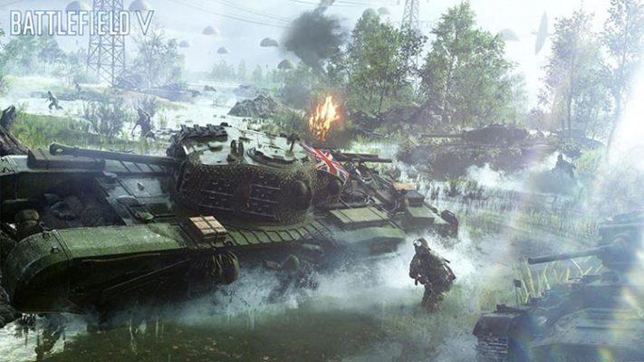 Battlefield 5 - GeForce 399.07