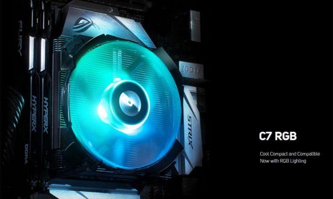 Cryorig C7 RGB