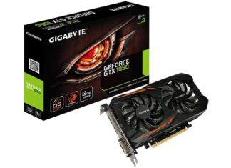 Gigabyte GTX 1050 3 Go