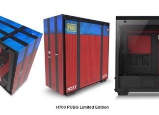 NZXT H700 PUBG édition
