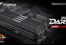 TeamGroup T-Force Pro Dark
