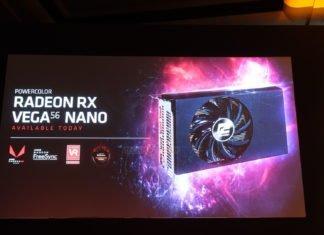 AMD RX Vega 56 Nano