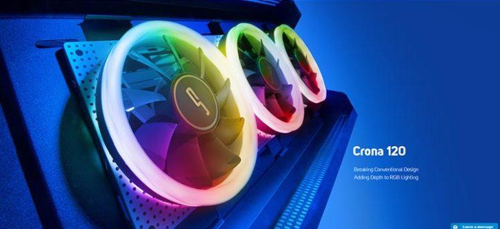 Cryorig Crona 120 RGB