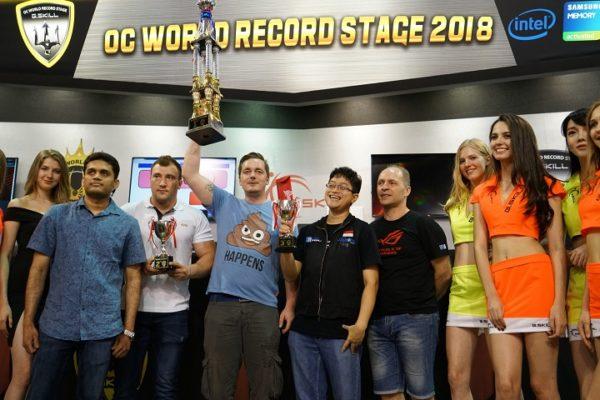 Dancop G.Skill OC World Cup 2018