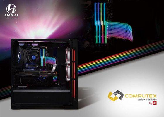Lian Li câbles RGB