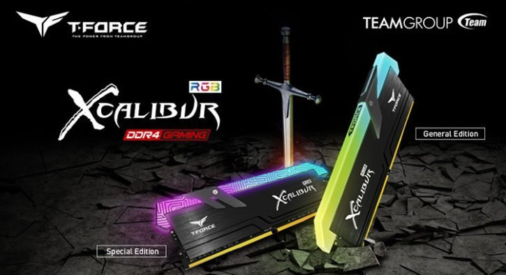 TeampGroup T-Force Xcalibur