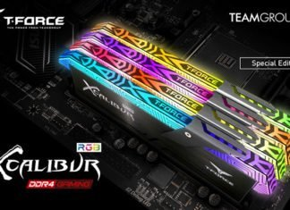 TeampGroup T-Force Xcalibur Special Edition