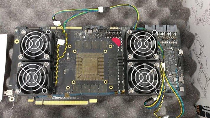 nVidia GTX 1100 - Turing