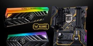 ADATA XPG Spectrix D41 TUF Gaming