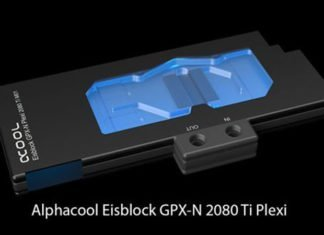 Alphacool Eisblock GPX-N 2080 Ti