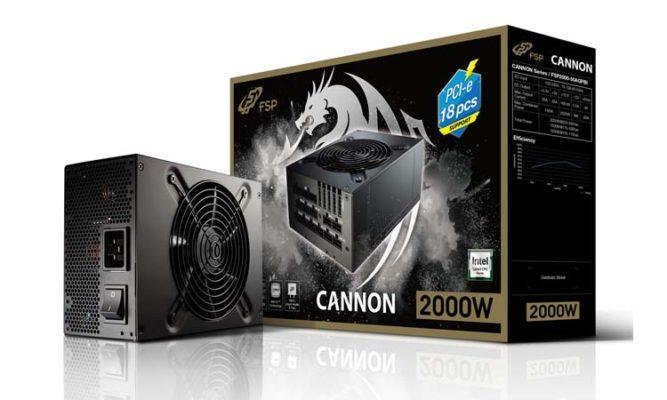 FSP Cannon 2000W