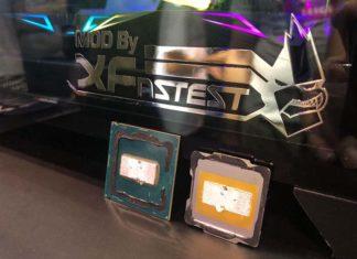 Intel Core i9 9900K delid