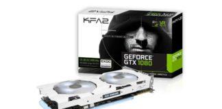 KFA2 GTX 1080 ExOC White