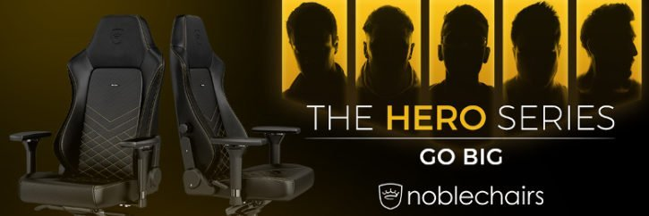 The Hero Series noblechairs
