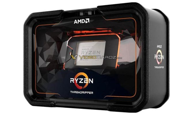 Threadripper 2 Packaging