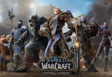 World of Warcraft Battle for Azertoh GeForce - 398.82 WHQL
