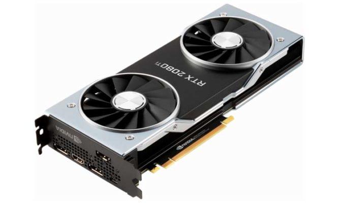 nVidia RTX 2080 Ti