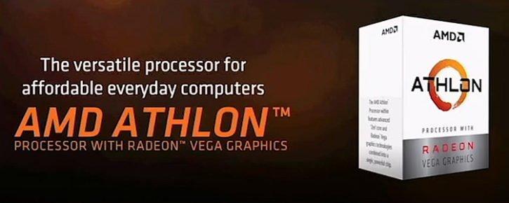 AMD Athlon Zen