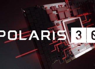 AMD Polaris 30