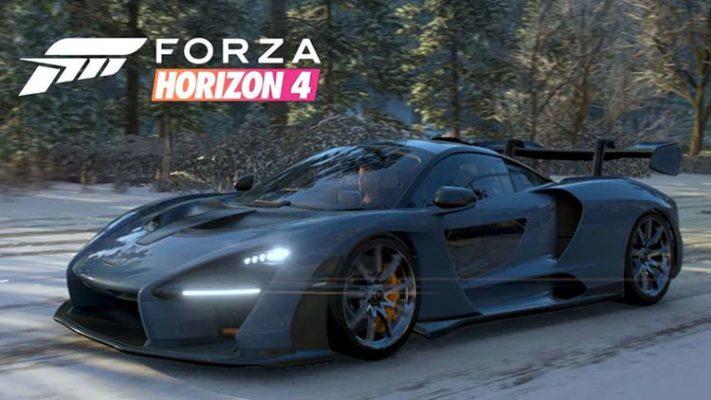 Forza Horizon 4 - GeForce 411.70 WHQL