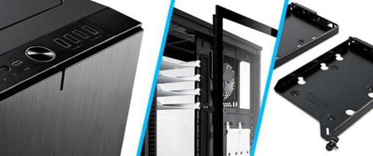 Fractal Design R6 accessoires