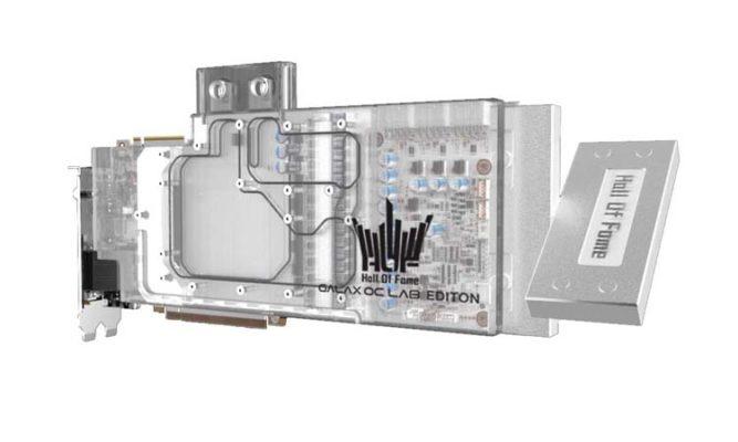 Galax GeForce RTX 2080 Ti HOF OC Lab Edition