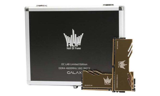 Galax HOF Extreme OC Lab Edition