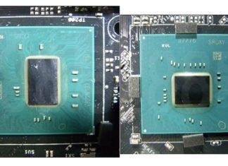 Intel H310 22 nm