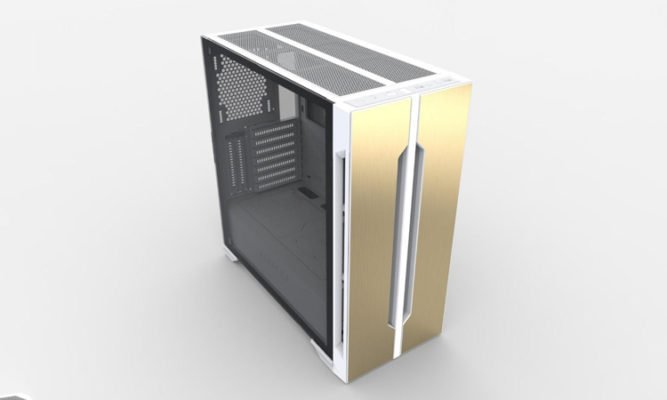 Lancool One Champagne