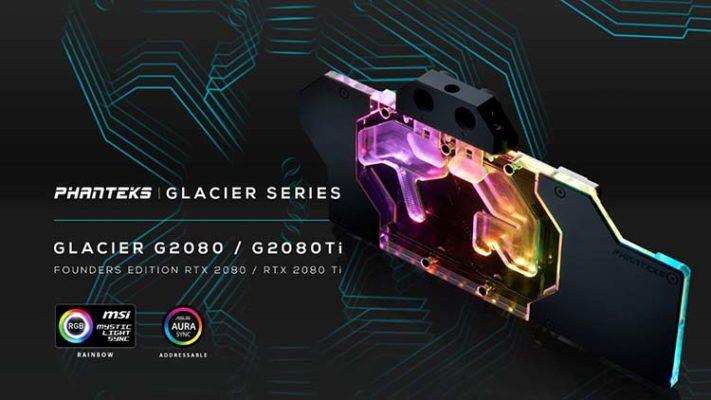 Phanteks Glacier G2080 - G2080 Ti