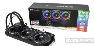 thermaltake Floe Riing 360 TT Premium Edition