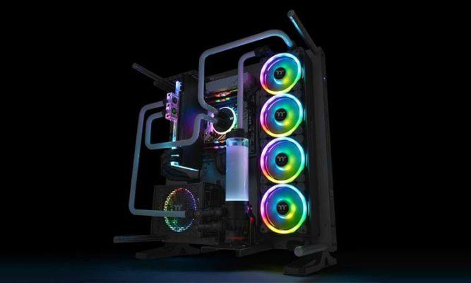 Thermaltake Riing Trio 14 RGB Radiator TT Premium Edition (1)