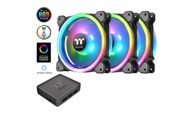 Thermaltake Riing Trio 14 RGB Radiator TT Premium Edition