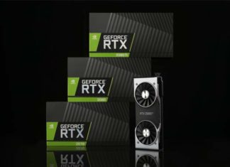 nVidia RTX 2000
