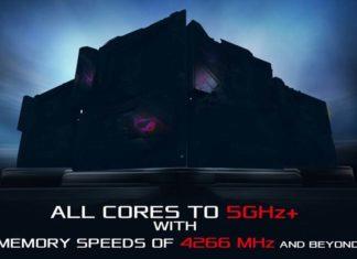 ASUS 5 GHz CPU 4266 MHz RAM