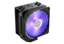 Cooler Master Hyper 212 RGB Black Edition