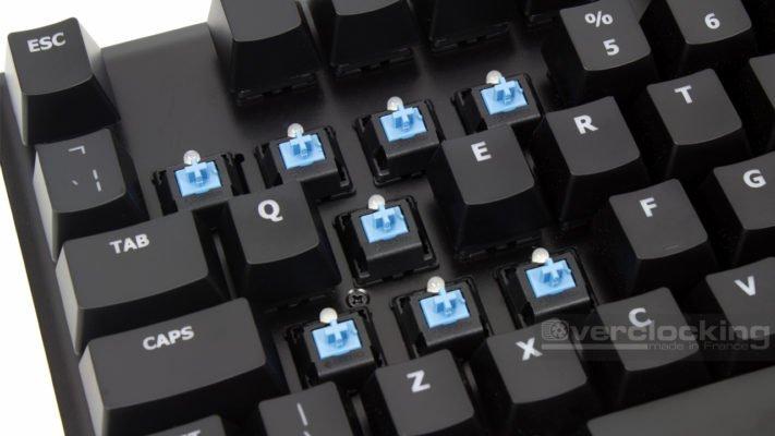 HyperX Alloy FPS Cherry MX Blue