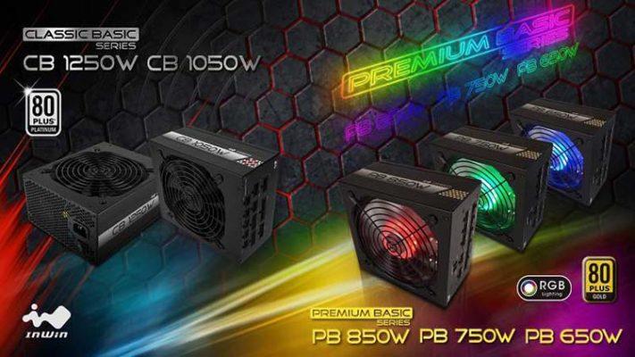 In Win Classic Basic & Premium Basic series