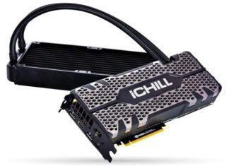 Inno3D iChill RTX 2080 Ti Black
