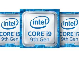 Intel Core i 9000
