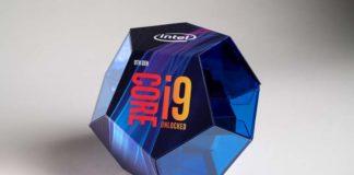 Intel Core i 9000 boîte