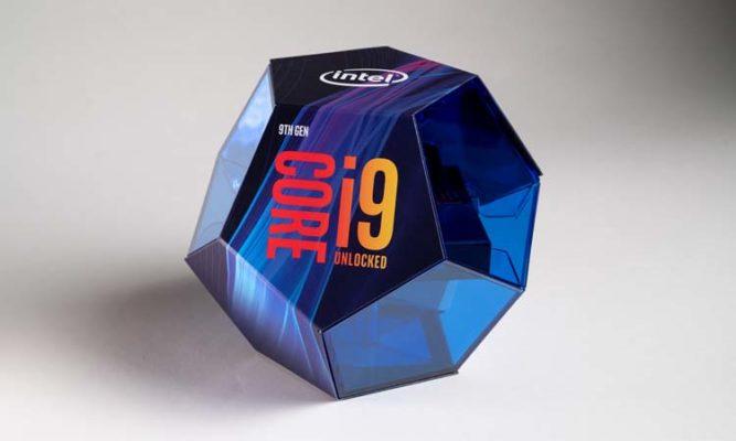 Intel Core i 9000 boîte - Comet lake-S