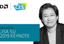 Lisa Su AMD CES 2019