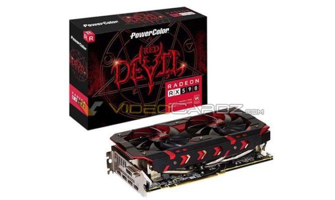 PowerColor RX 590 Red Devil